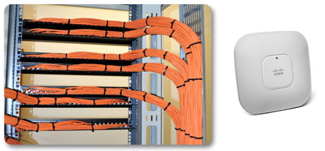 Data Network Cabling Warrington